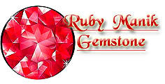 Ruby Gemstone Best gemstone for Planet Sun