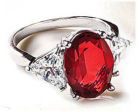Ruby Gemstone Ring Red Ruby Best gemstone Dealer in Mumbai